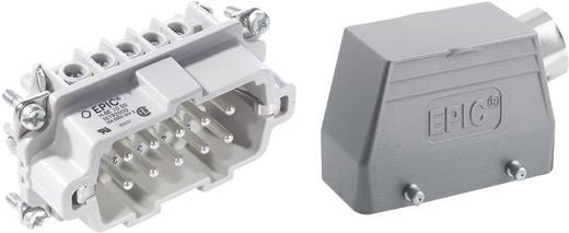 LappKabel 75009641 Stekkerverbinder-set EPICKIT H-BE 10 10 + PE Schroeven 1 set