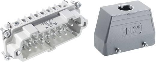 LappKabel 75009645 Stekkerverbinder-set EPICKIT H-BE 16 16 + PE Schroeven 1 set