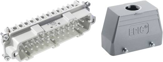LappKabel 75009650 Stekkerverbinder-set EPICKIT H-BE 24 24 + PE Schroeven 1 set