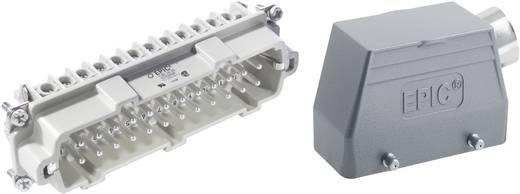 LappKabel 75009651 Stekkerverbinder-set EPICKIT H-BE 24 24 + PE Schroeven 1 set