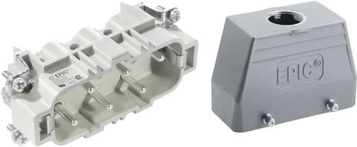 LappKabel 75009655 Stekkerverbinder-set EPICKIT H-BS 6 6 + PE Schroeven 1 set