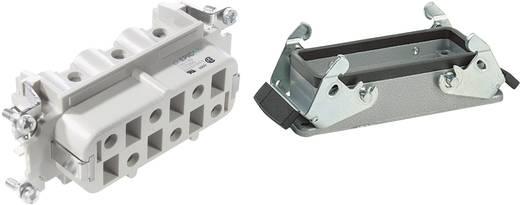 LappKabel 75009657 Stekkerverbinder-set EPICKIT H-BS 6 6 + PE Schroeven 1 set