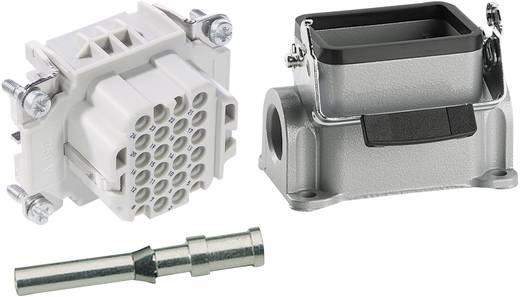LappKabel 75009673 Stekkerverbinder-set EPICKIT H-DD 24 24 + PE Crimp 1 stuks