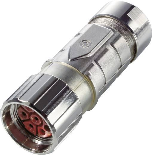 LappKabel EPIC LS1 D6 Epic ronde stekkerverbinder LS1 Zilver 1 stuks
