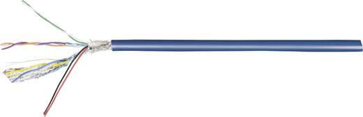 BKL Electronic 1512001 USB-kabel 8 x 0.08 mm² Blauw Per meter