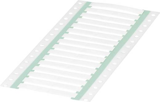 Krimpkousmarkering Montagemethode: Schuiven Markeringsvlak: 60 x 4 mm Wit Phoenix Contact WMS 2,4 (60X4)R 0800363 Aanta