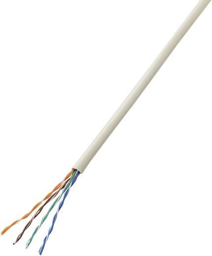 Conrad Components 605686 Telefoonkabel J-Y(ST)Y 4 x 2 x 0.28 mm² Grijs 50 m