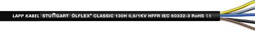 LappKabel 1123420 Stuurkabel ÖLFLEX® CLASSIC 130 H BK 4 G 1.50 mm² Zwart Per meter