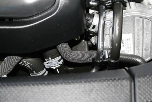 Gevlochten slang krimpend Bundelbereik-Ø: 12 - 25 mm SILVYN SHRINK BRAID PET LappKabel Inhoud: 5 m