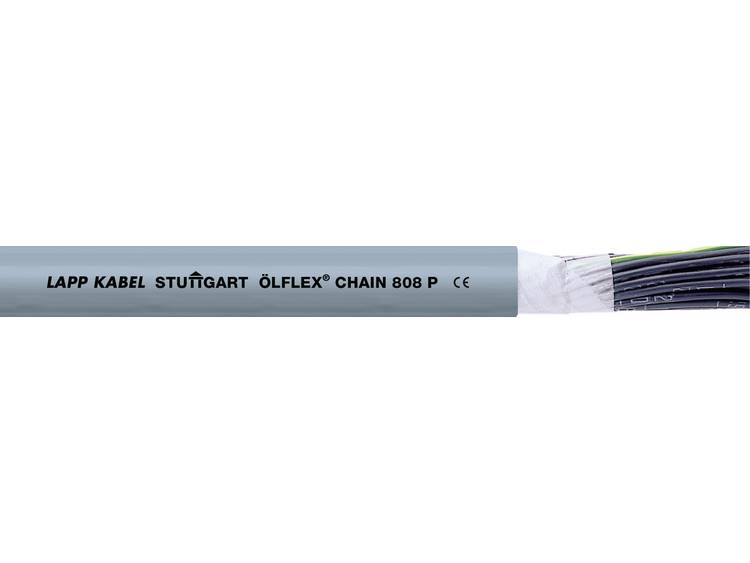 LappKabel 1027701 Geleiderkettingkabel Ã-LFLEX® CHAIN 808 P 3 G 0.50 mm² Grijs 50 m