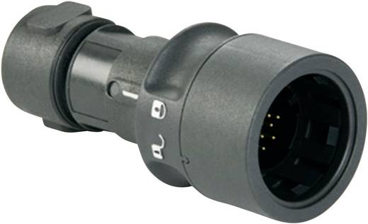 Flex-connector Stiftcontact Bulgin PXP6010/08P/CR IP66, IP68, IP69 K Aantal polen: 8