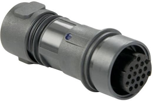 In serie geschakeld FLEX-connectoren Aantal polen: 16 Buscontact 3 A PXP6011/16S/CR Bulgin 1 stuks