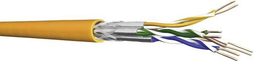 DRAKA 1001036-00250DW Netwerkkabel CAT 7 S/FTP 4 x 2 x 0.25 mm² Oranje Per meter