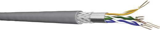 DRAKA 1000536-00250RW Netwerkkabel CAT 5e SF/UTP 4 x 2 x 0.20 mm² Grijs Per meter