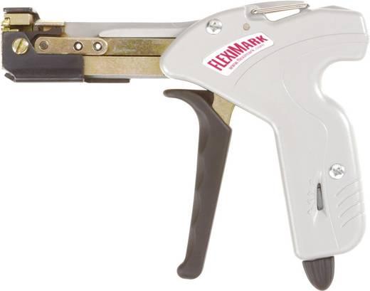Montagegereedschap voor roestvrij stalen kabelbinders STEEL GUN HT-338 Grijs, Zwart LappKabel