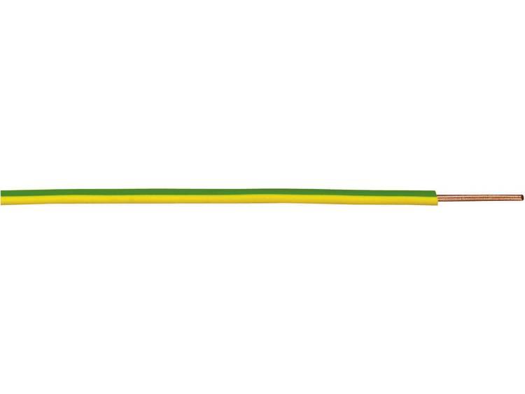 LappKabel 4520013K Draad H07V-K 1 x 4 mm² Zwart 600 m
