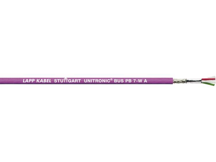 Buskabel UNITRONIC® BUS 1 x 2 x 0.32 mm² Violet LappKabel 2170824 300 m