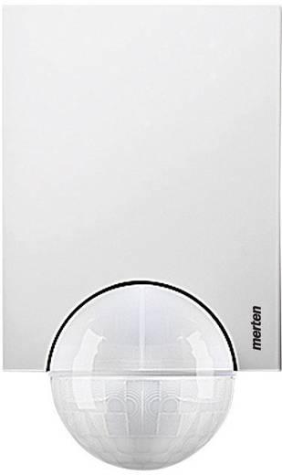 PIR-bewegingsmelder Merten Argus 110 Basic polarweiß 110 ° Relais Polar-wit IP55