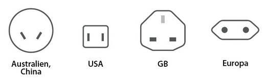 Reisstekker World Adapter EVO USB Skross 1.302101