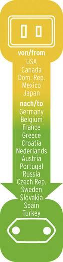 Reisstekker USA / Euro Brennenstuhl 1508500