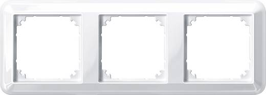 Merten 388319 Afdeklijst 3-voudig M Atelier sneeuw-wit glanzend Polar-wit glanzend