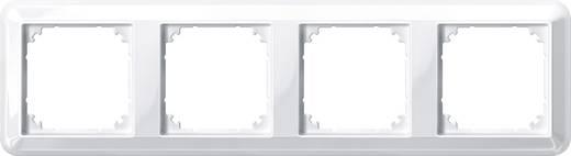 Merten 388419 Afdeklijst 4-voudig M Atelier sneeuw-wit glanzend Zuiver wit
