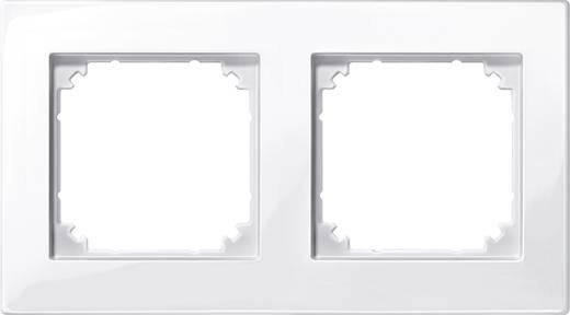 Merten 515219 Afdeklijst 2-voudig M PLAN sneeuw-wit glanzend Polar-wit glanzend
