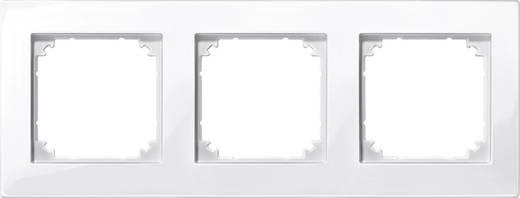 Merten 515319 Afdeklijst 3-voudig M PLAN sneeuw-wit glanzend Polar-wit glanzend