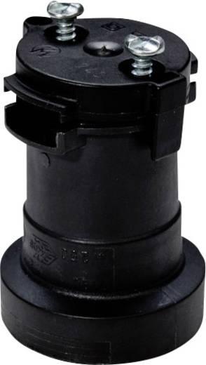 1074001300 Lampfitting E27 230 V 60 W Zwart