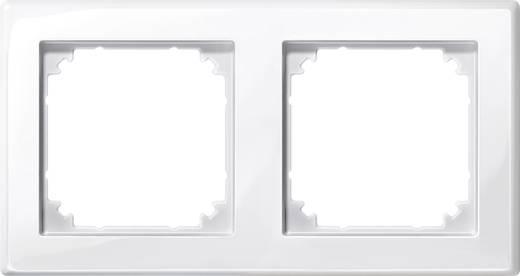 Merten 478219 Afdeklijst 2-voudig M SMART sneeuw-wit glanzend Polar-wit glanzend