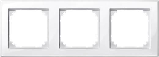 Merten 478319 Afdeklijst 3-voudig M SMART sneeuw-wit glanzend Polar-wit glanzend