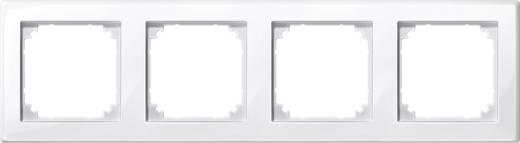 Merten 478419 Afdeklijst 4-voudig M SMART sneeuw-wit glanzend Polar-wit glanzend