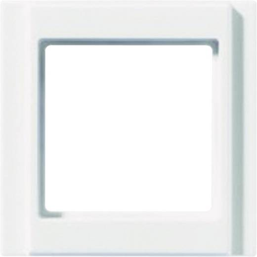 Jung 1-voudig Frame A 500 Alpine-wit A581WW