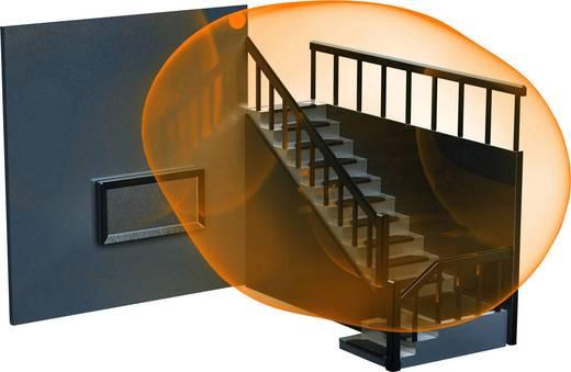 Inbouw HF-bewegingsmelder Steinel 751111 360 ° Relais Wit IP20