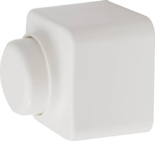 Dimmer (opbouw) Geschikt voor lampen: Gloeilamp, Halogeenlamp Zuiver wit Ehmann 3061c0150