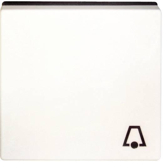 "Jung Afdekking Wipschakelaar ""Bel"" A 500, A creation, A plus Alpine-wit A590KWW"