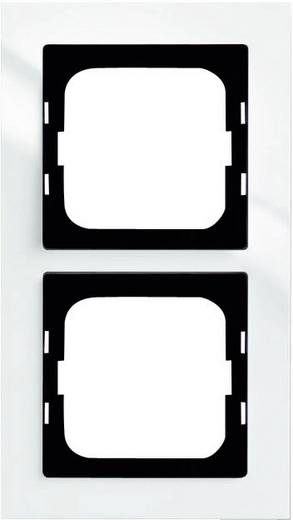 Busch-Jaeger 1722-284 2-voudig Frame Axcent Wit