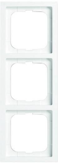 Busch-Jaeger Future lineair 1723-184K 3-voudig Frame Wit