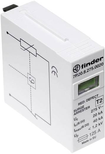 Finder Varistor-Schutzmodul 7P.20.8.275.0020 Insteekbare overspanningsafleider Overspanningsbeveiliging voor: Verdeelkast 20 kA