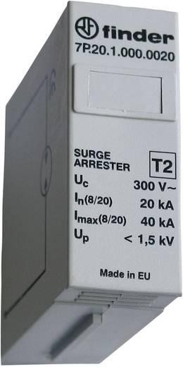 Finder Funkenstrecken-Schutzmodul 7P.20.1.000.0020 Insteekbare overspanningsafleider Overspanningsbeveiliging voor: Ver