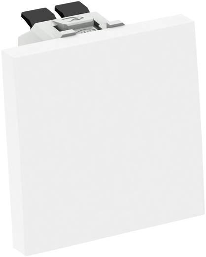 OBO Bettermann 2 polige schakelaar voor kabelgoot Zuiver wit 1 stuks