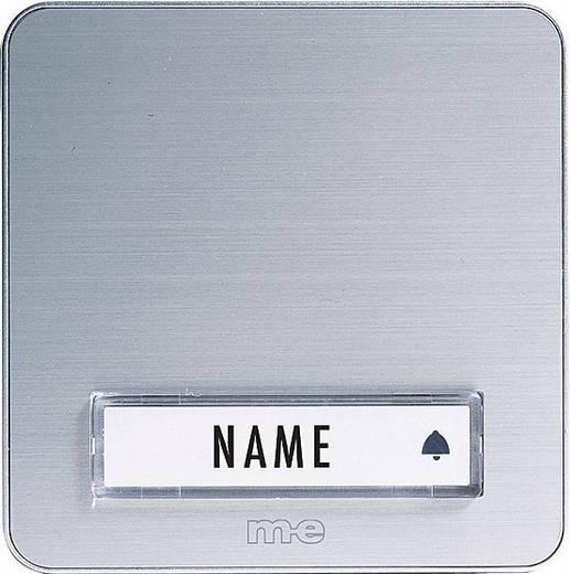 Zender voor Draadloze deurbel m-e modern-electronics m-e Bell 201 Silber