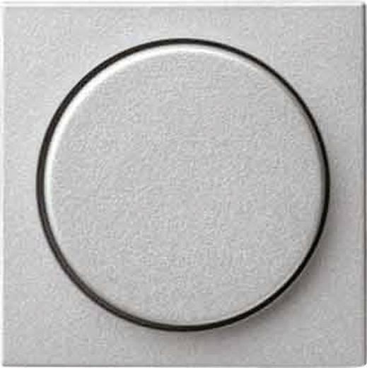 GIRA Afdekking Dimmer System 55, Standaard 55, E2, Event, Event Clear, Event Opaque, Esprit, ClassiX Aluminium 0650 26