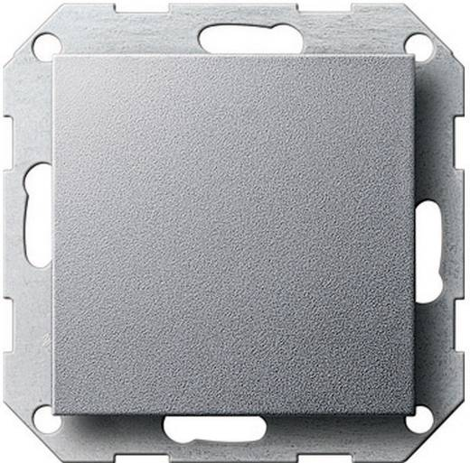Blindafdekking GIRA System 55, Standaard 55, E2, Event, Event Clear, Event Opaque, Esprit, ClassiX Afdekking Aluminium