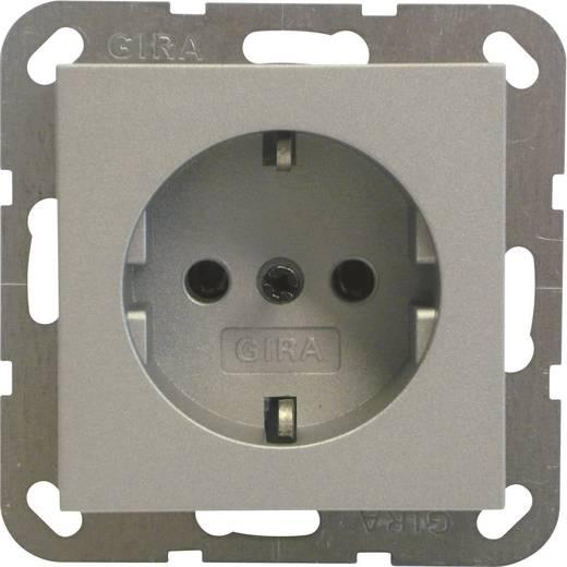 Stopcontact met randaarde GIRA System 55, Standaard 55, E2, Event, Event Clear, Event Opaque, Esprit, ClassiX Inbouw Al