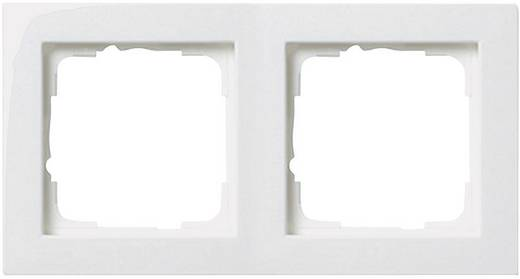 GIRA 2-voudig Frame E2, Standaard 55 Zuiver wit 0212 29