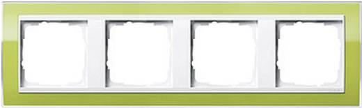 GIRA 4-voudig Frame Event Clear, Standaard 55, System 55 Groen 0214 743