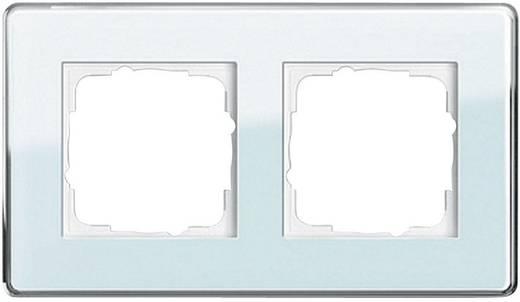 GIRA 2-voudig Frame Esprit, Standaard 55, System 55 Mint 0212 518