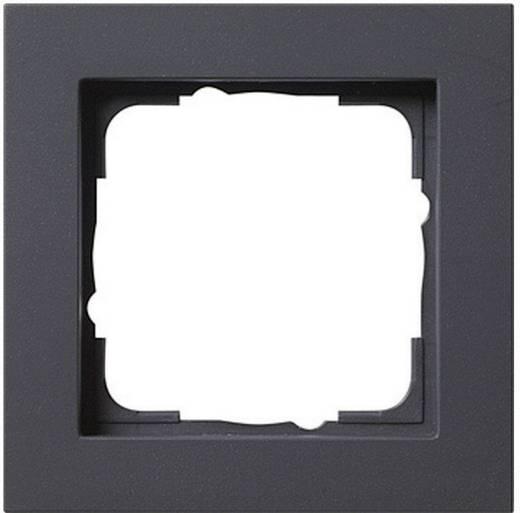 GIRA 1-voudig Frame E2, Standaard 55, System 55 Antraciet 0211 23