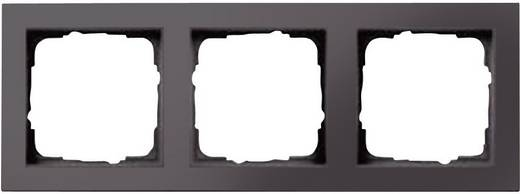GIRA 3-voudig Frame E2, Standaard 55 Antraciet 0213 23